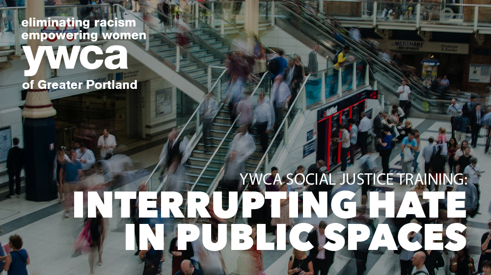 Interrupting Hate in Public Spaces