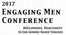 2017 Engaging Men Conference